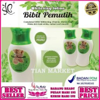 Bibit Pemutih Syb Body Lotion BPOM