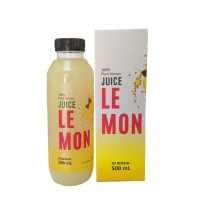 SARI LEMON MURNI PURE LEMON WATER MINUMAN DIET SEHAT JUS DIET AL 027
