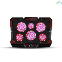 ☁COOLCOLD K38 Laptop Air Cooling Fan Computer Support Stand
