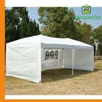 10' X 20' Outdoor Patio Gazebo Party Tent Non-Top Wedding Miami