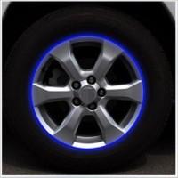 Stiker Tape Reflektif 17inch Untuk Velg Sepeda Motor Mobil