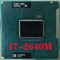 (termurah) SR03R Intel Core i7-2640M Laptop processor Socket G2