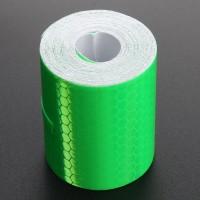 Tape Stiker Reflektif Ukuran 5x300cm Untuk Mobil / Truk