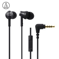 Audio Technica ATH-CK330IS wired headset with 3.5mm in-ear plug
