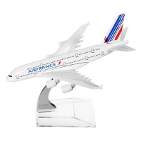 6.1inch Planes Airplane Model Diecast Aircraft Model Uniq St