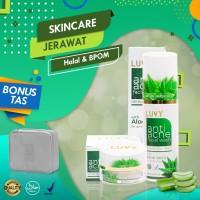 Obat Jerawat | LUVY Anti Acne | BPOM | HALAL | Paket | Skincare Wajah