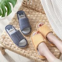 Sendal Rumah sendal kamar/ hotel sandal lucu empuk anti selip lulupo - Biru, 44-45