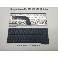 Keyboard Asus Z94 A9T X50 X51 A9 Series Black