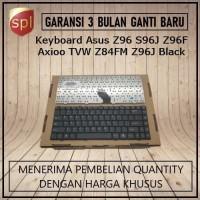 Keyboard Asus Z96 S96J Z96F Axioo TVW Z84FM Z96J - Black