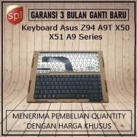 Keyboard Asus Z94 A9T X50 X51 A9 Series - Black