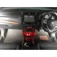 Max Carmat-Karpet Mobil Honda CRV 7 Turbo Seat 2017-2019 Full Set