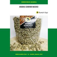 Biji Kopi atau Green bean Arabica Semendo