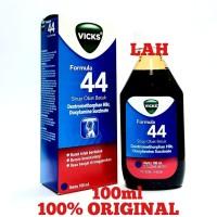 Vicks Formula 44 Dewasa (Besar) 100ml - Sirup Obat Batuk