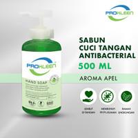 Sabun Cuci Tangan Pump Antibacterial Hand Soap PROKLEEN PREMIUM 500mL