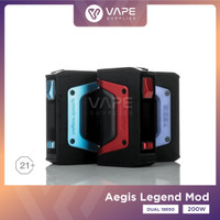 Geekvape - Aegis Legend 200W TC Box Mod 100% Authentic