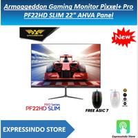 Armaggeddon Gaming Monitor Pixxel+ Pro PF22HD SLIM 22 AHVA Panel