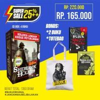 Super Sale Koleksi Lengkap Kasus Petualangan Sherlock Holmes