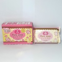 PURE SOAP BY JELLYS ORIGINAL || JELLYS PURE SOAP