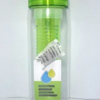 TRITAN WATER BOTTLE WITH FRUIT INFUSER || TRITAN PLASTICK FRUIT JUICE