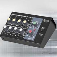 Mixer Karaoke Home theater AVR Amplifier 8 channel Input Mic Universal