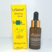 SERUM V NATURAL TEMULAWAK WHITENING