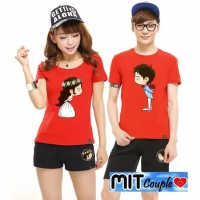 KAOS BAJU COUPLE NEW BRIDE