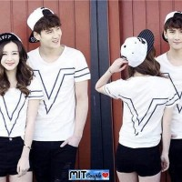 Baju Couple Victor