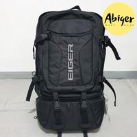Tas Eiger R Trav Pack Black Size 45LTR Original