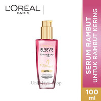 L'OREAL Paris Extraordinary Oil 100ml - Serum Rambut - PINK