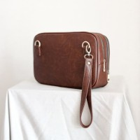 MILFORD wood Tas selempang - Sling bag - Clutch The Daily Smith