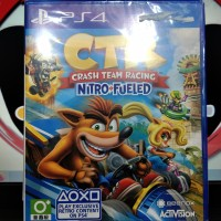 Kaset / Bd CTR Crash Team Racing Ps4