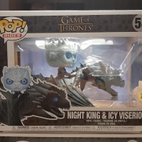 Funko Pop! Game of Thrones : Night King & Icy Viserion