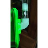 Connector Test Tube 16mm Formicarium Ant Net, Bahan Fleksible
