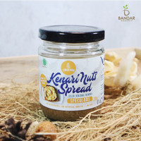 Kenari Nut Spread / Selai Kacang Kenari 200gr - Timurasa