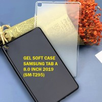 Samsung Galaxy Tab A 8 8.0 A8 2019 SM-T295 Softcase Soft Case Cover