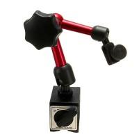 Universal Dial Indicator Magnetic Stand Base Holder Adjustable On Off