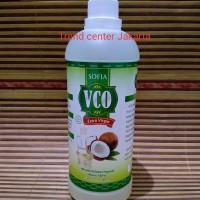 Vco virgin coconut oil-minyak kelapa murni 100%-minyak klentik-asli
