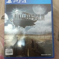 Bd Ps4 Final Fantasy XV Regional 3