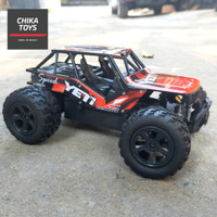 Mobil Remote Kontrol OFF ROAD ALLOY METAL Mainan RC Remot Control