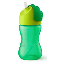 Philips Avent Bendy Straw Cup 12m+ 10oz 300ml (1pcs) Botol Susu Bayi