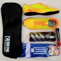 paket komplit sepatu futsal anak 28-32 #01