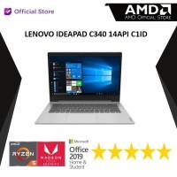 Lenovo IP C340 14API C1ID   Ryzen 5 3500U 8GB 512ssd Vega 8 W10 14FHD