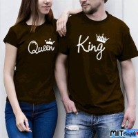 BAJU COUPLE SIMPLE KING