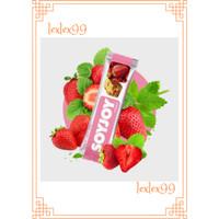 Soyjoy Strawberry Energy Bar