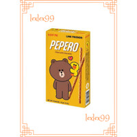 Pepero Stick Biskuit Filled With Chocolate 38gr