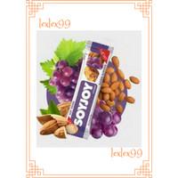 Soyjoy Raisin Almond / Kacang Energy Bar