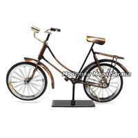 Miniatur Sepeda Ontel Logam Kawat - Ukuran SS 16x4x10 cm