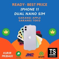 DUAL NANO iPhone 11 256GB 128GB 64GB Nano eSim