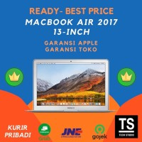 "(Ready Stock) Macbook Air 2017 MQD42 13"" / i5 / 8GB RAM / 256GB"