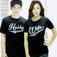 Baju Couple Hubby Wife